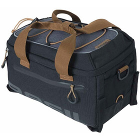 Basil Miles Trunkbag 7l, black slate